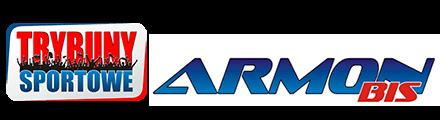 Trybuny sportowe - producent Armon Bis Polska